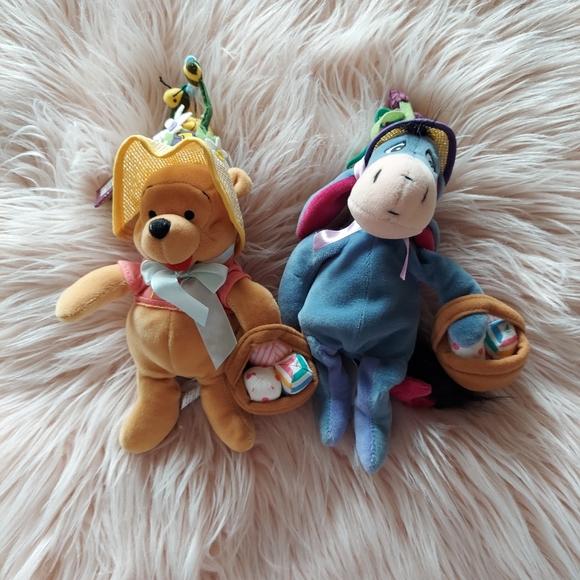 Disney Easter Bonnet Winnie the Pooh Set
